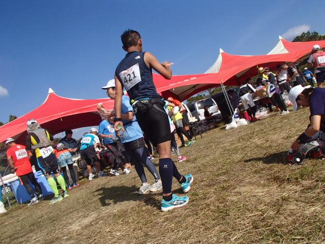 宮古島100Kmワイドーマラソン50Kmエイド