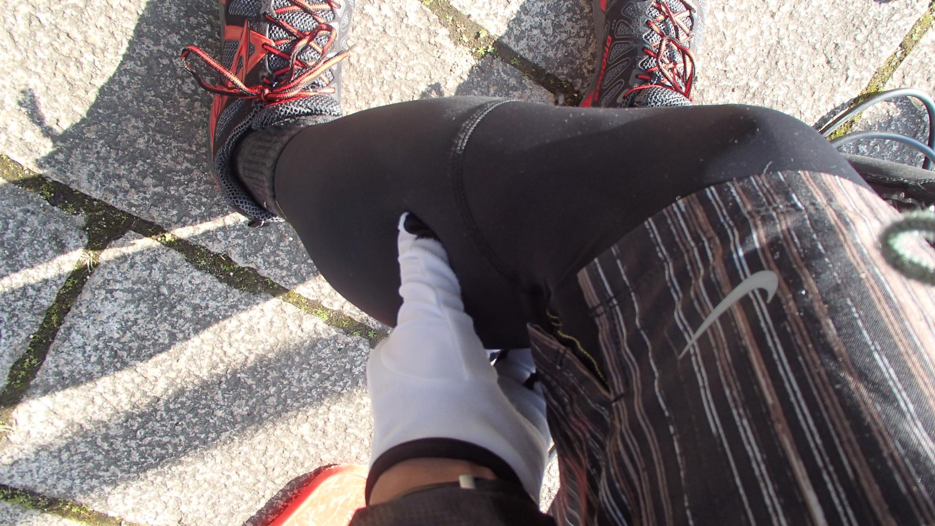 脚に不安を感じてる